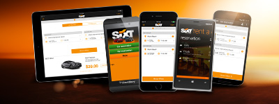 Sixt Apps